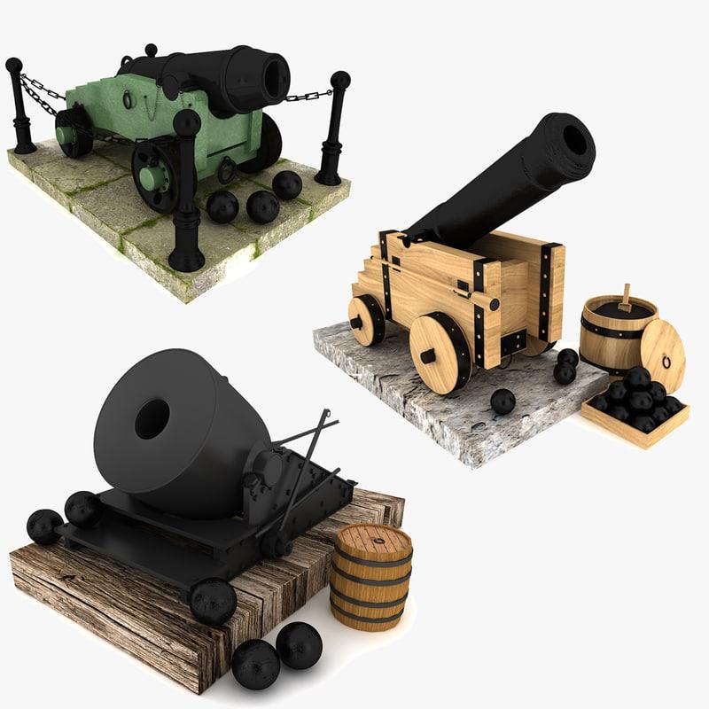 cannon artillery max