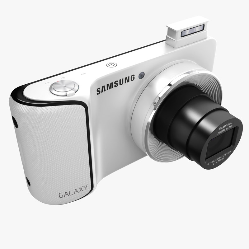3d samsung galaxy camera model