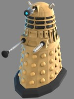 free max mode dalek doctor