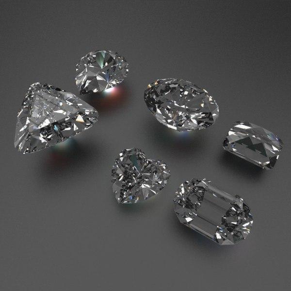 blend gem cuts