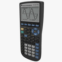 3d model graphing calculator texas instruments