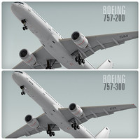 Boeing 757 Collection