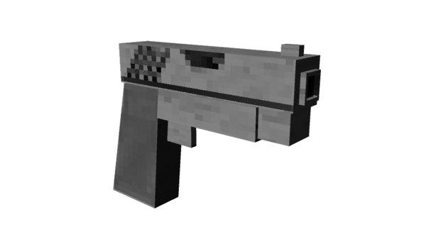 8 bit pistol x free