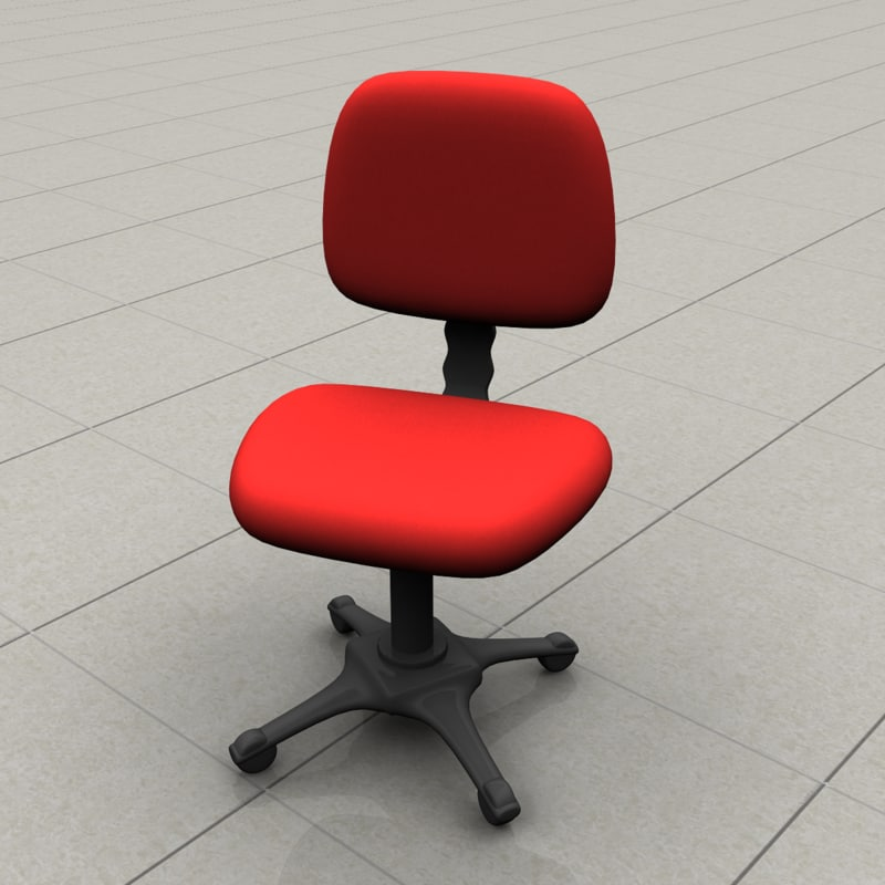 obj chair office