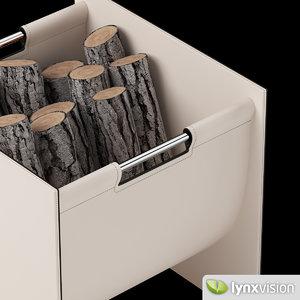 basket firewood max