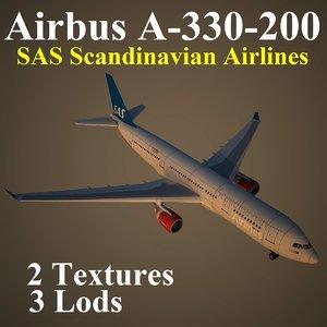3ds max airbus sas