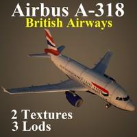 A318 BAW