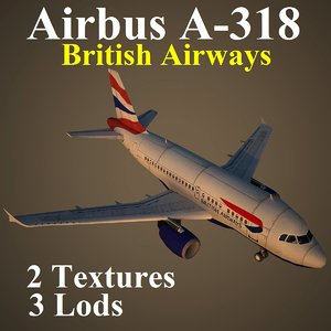 3d airbus baw