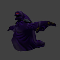 rpg monster cartoon 3d 3ds