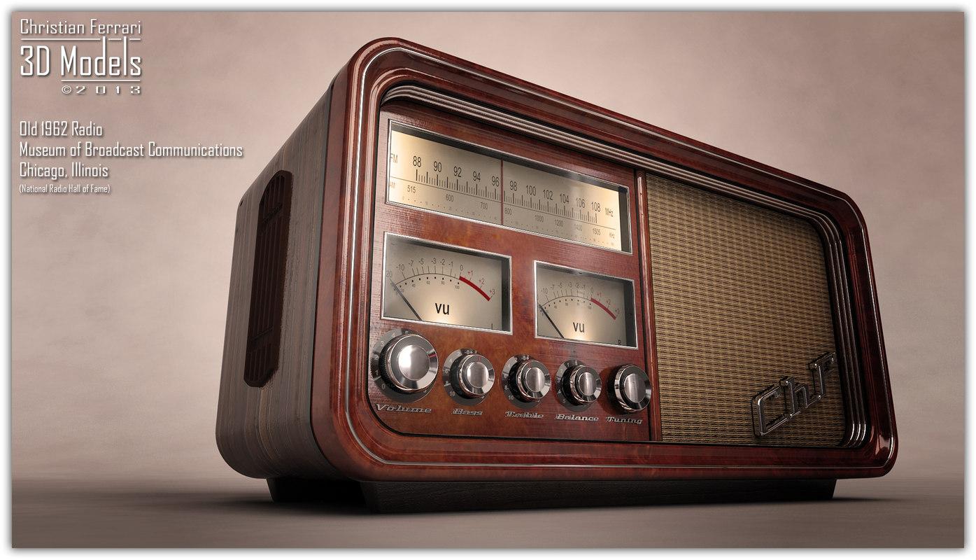 Old Vintage Radio 90