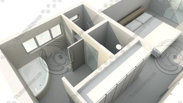 pistorius apartment steenkamp 3ds