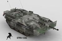 STRV-103 C Winter Scheme