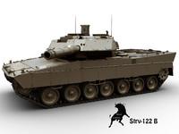 STRV-122 B