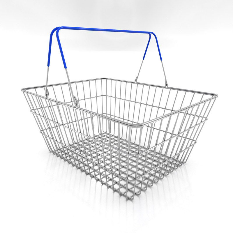 3ds shopping basket