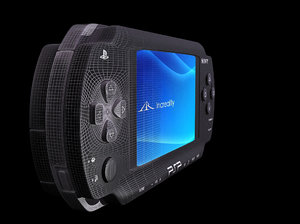 sony playstation portable psp max