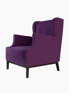 max living divani chauffeuse armchair