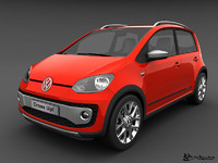 volkswagen cross 2014 3ds