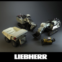 Liebherr Mining Vehicles