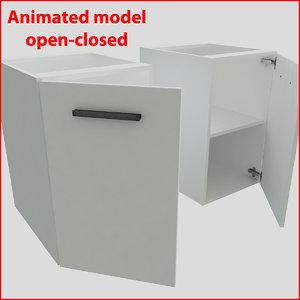 kitchen furnitures 45 cm max