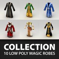 fantasy robes max