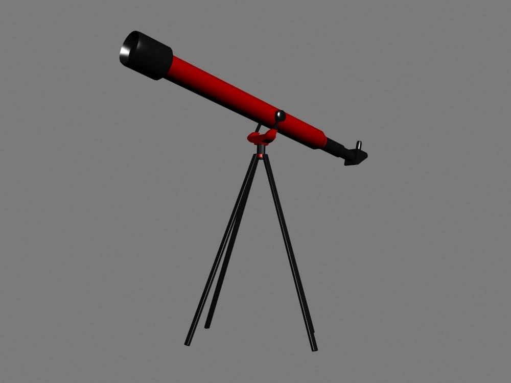 telescope 3ds