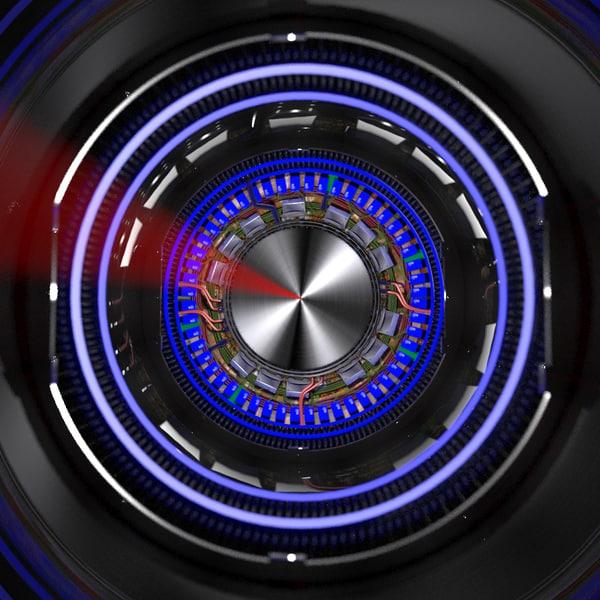 3d max collider cern