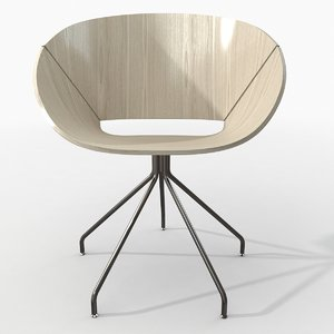 3ds photorealistic lipse chair