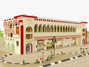max building architectural islamic