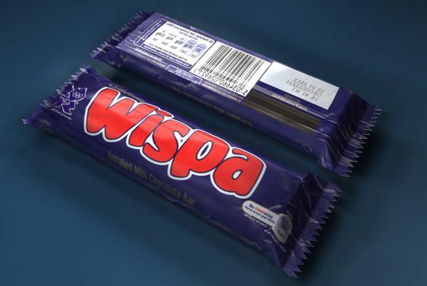 cadbury wispa chocolate bar