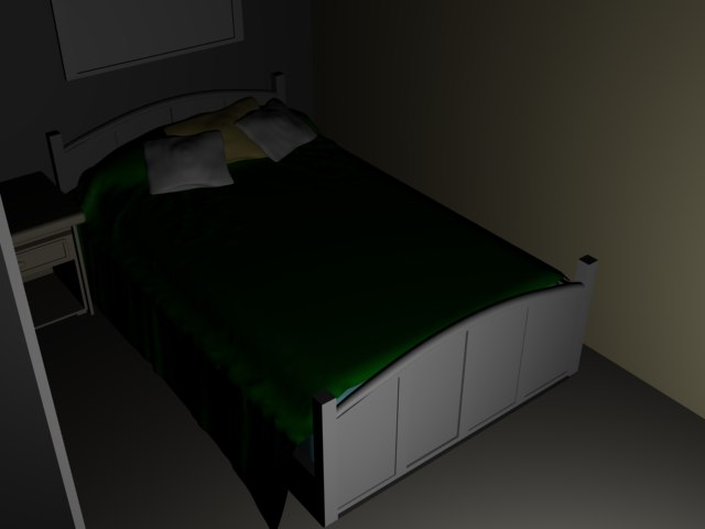 3ds max hill 4