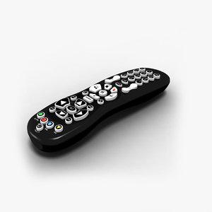 arris remote 3d ma
