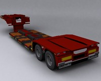 Goldhofer trailer