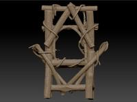 Viney Chair