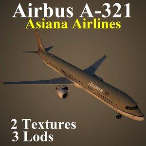 airbus aar 3d model