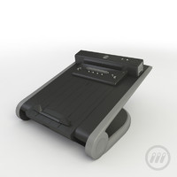 laptop docking station 3d model