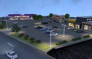 gas station restaurants max