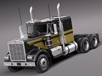 Kenworth W900 1974 Smokey And The Bandit