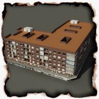building 57 3d 3ds