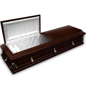 coffin wood 3ds