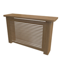 radiator cover 3d 3ds