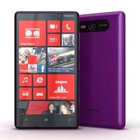 lwo nokia lumia 820 red