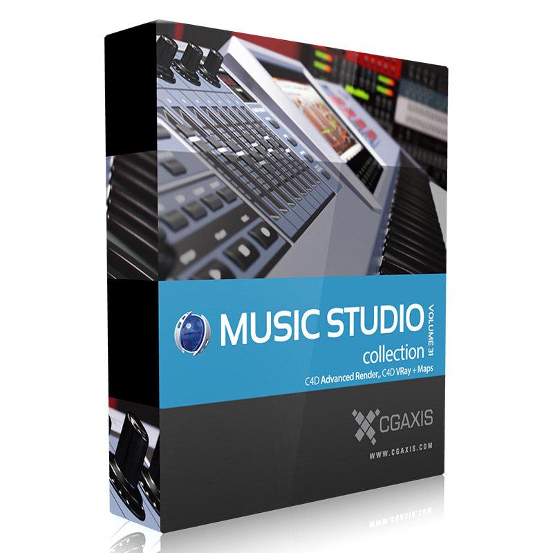 volume 31 music studio model