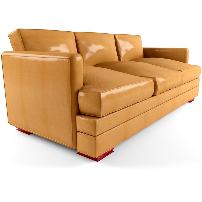 3ds max sofa drexel heretage