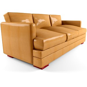 3ds max sofa drexel heretage