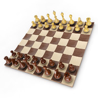 Wobble Chess Set
