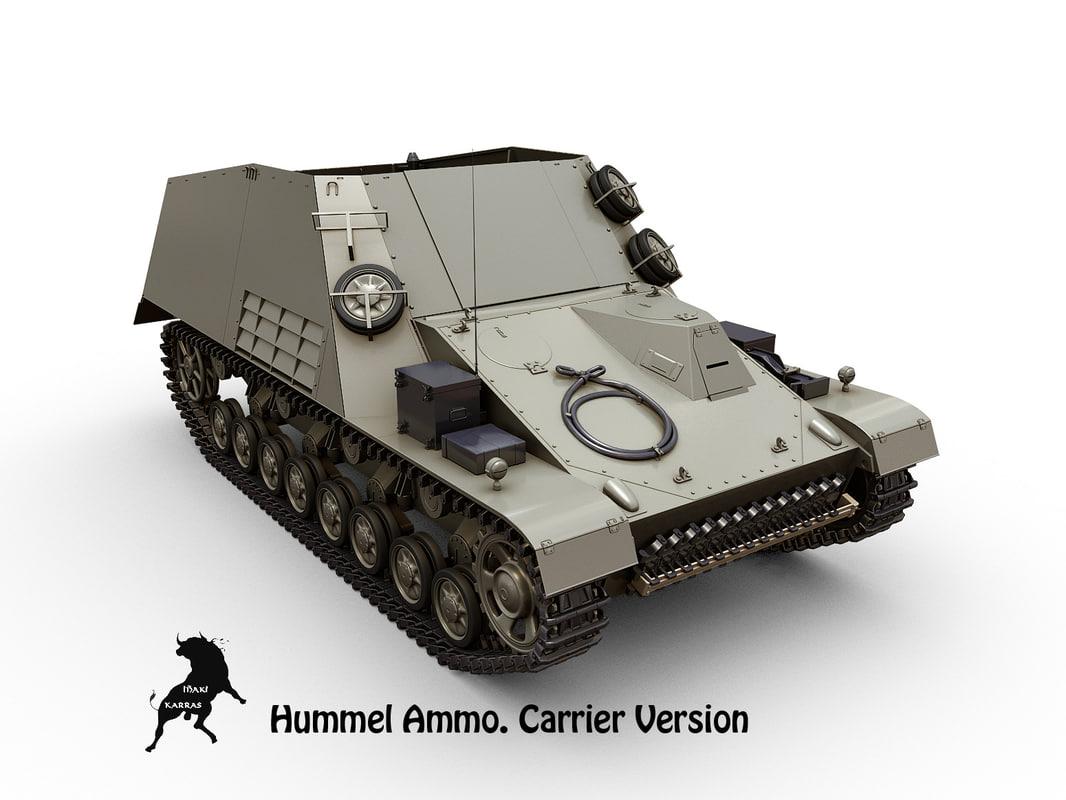 3d max ammo version