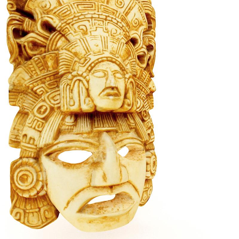 aztec mask replica max
