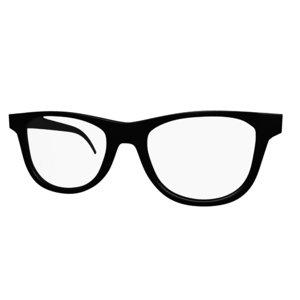 3d model glasses accessories