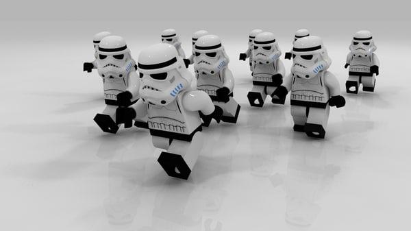 model lego imperial