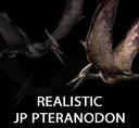 Jurassic Park - Pteranodon